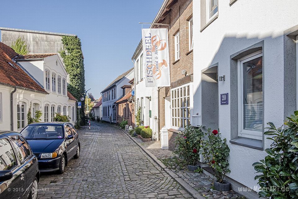 Impressionen aus dem Ostseebad Eckernförde // Foto: MeerART