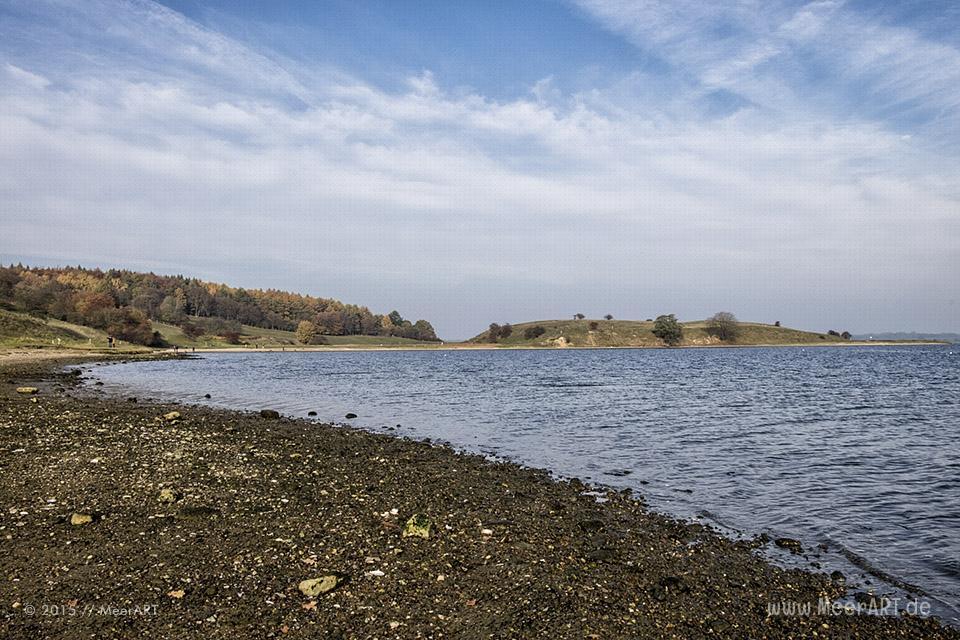 Ein schöner und sonniger Herbsttag am Dummersdorfer Ufer // Foto: MeerART