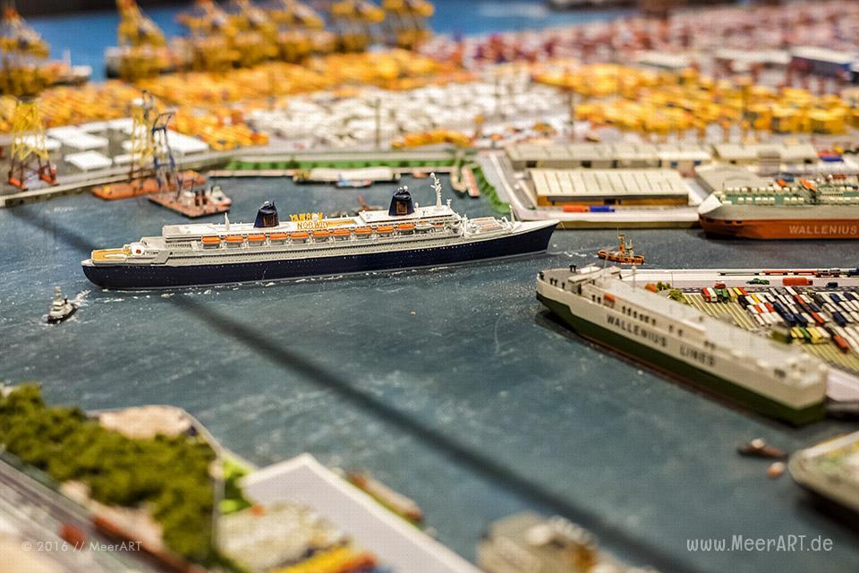Besuch des IMMH in der HafenCity im Januar 2016 // Foto: MeerART