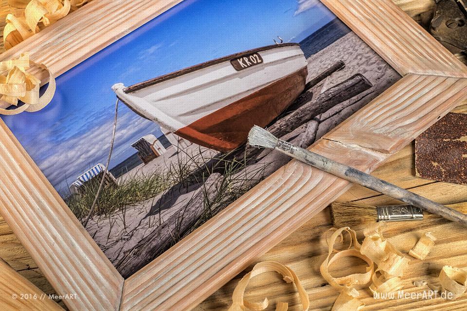 Kleine Schätze aus der Werkstatt vom MeerART // Foto: MeerART / Ralph Kerpa