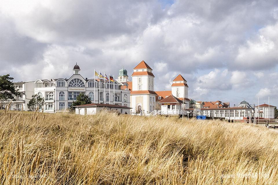 Impressionen aus Binz auf der Ostseeinsel Rügen // Foto: MeerART