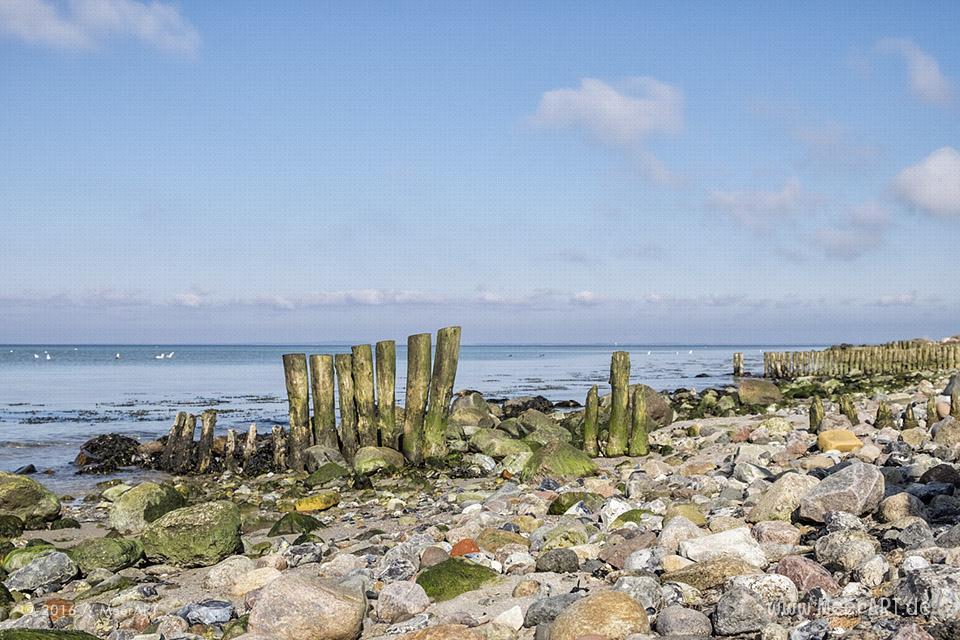 Impressionen von der idyllischen Ostseeküste in Wackerballig // Foto: MeerART