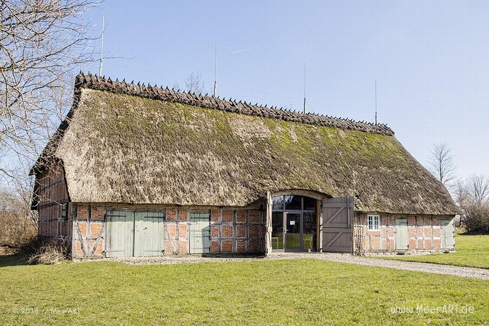 Impressionen aus dem Landschafts-Museum Unewatt // Foto: MeerART