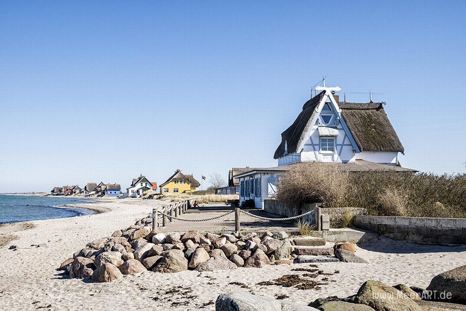 Frühlingsimpressionen aus Heiligenhafen/Graswarder auf der Halbinsel Wagrien an der Ostsee // Foto: MeerART