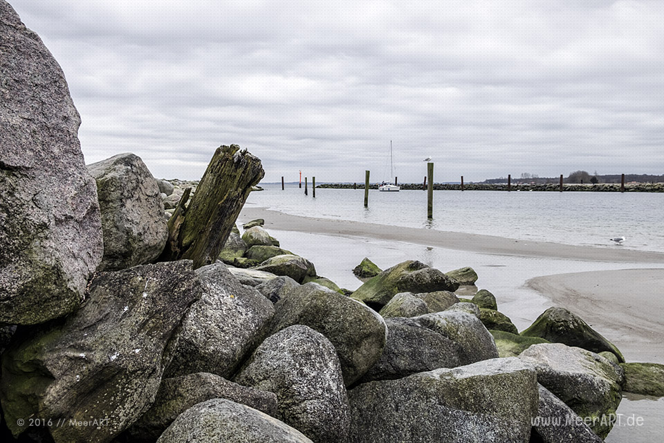 Impressionen aus dem Ostseebad Damp auf der Halbinsel Schwansen // Foto: MeerART