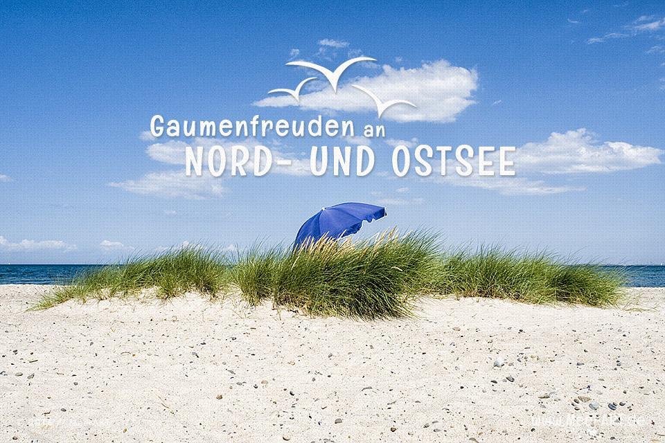 MA Gaumenfreuden an Nord- und Ostsee