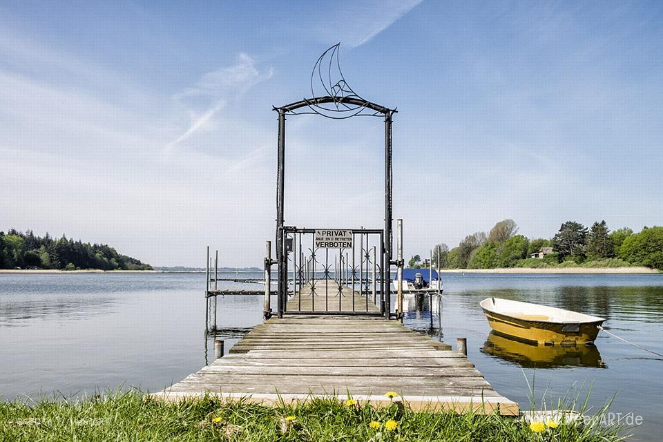 Frühlingsimpressionen aus Missunde an der Schlei // Foto: MeerART