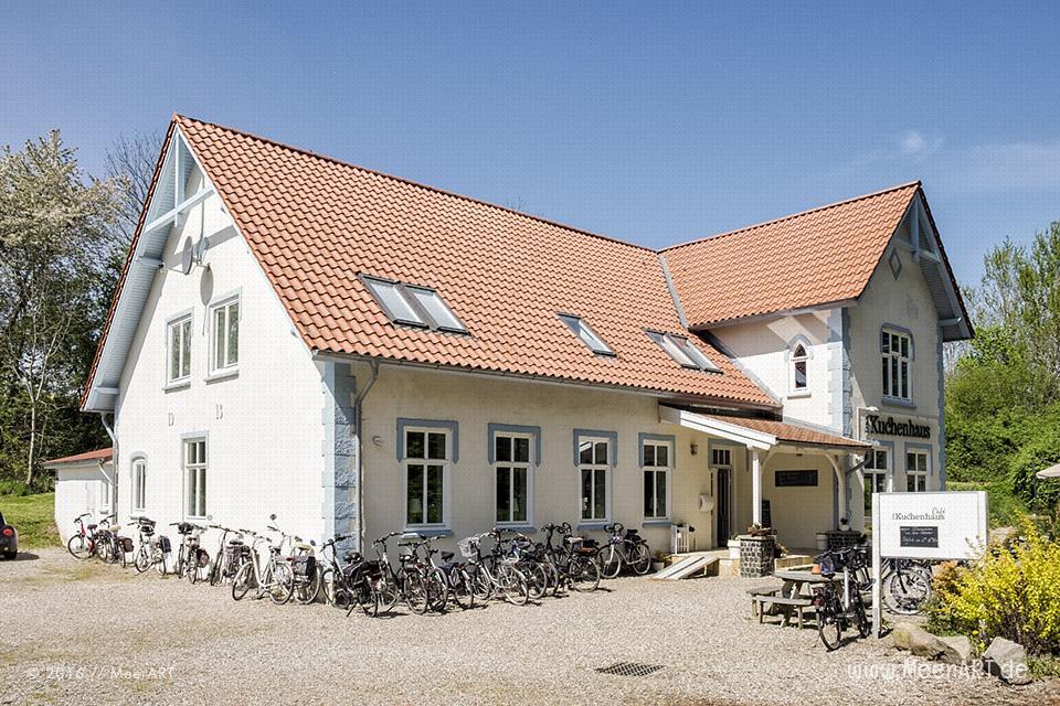 Das Kuchenhaus in Brodersby // Foto: MeeART