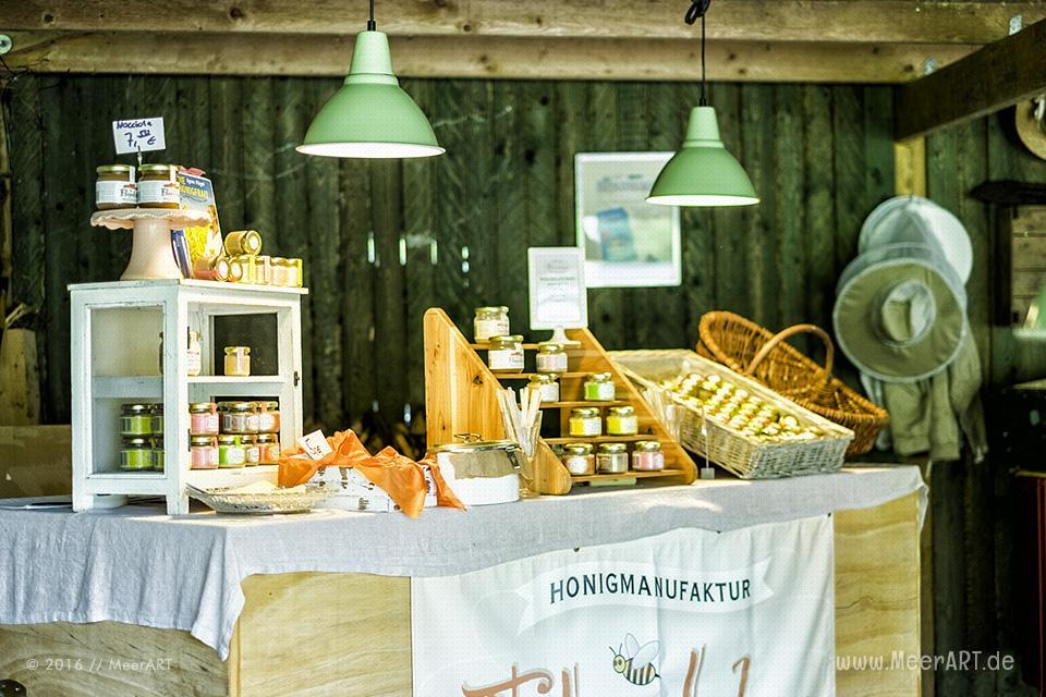 Reportage über die Honigmanufaktur Flügelchen von Agnes Flügel // Foto: MeerART