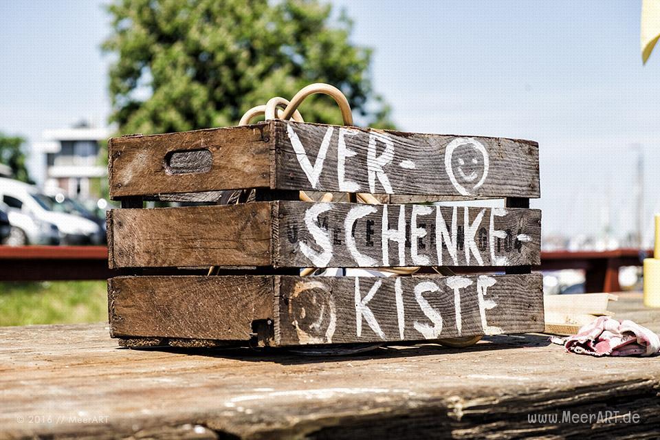 Impressionen aus Kappeln an der Schlei // Foto: MeerART