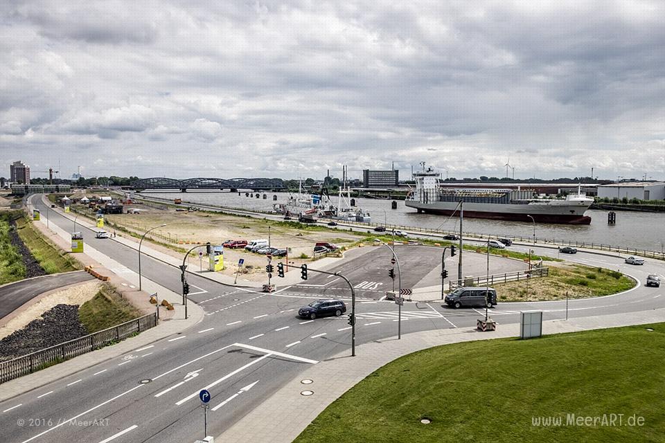 Impressionen aus der HafenCity in Hamburg vom 29.06.2016 // Foto: MeerART
