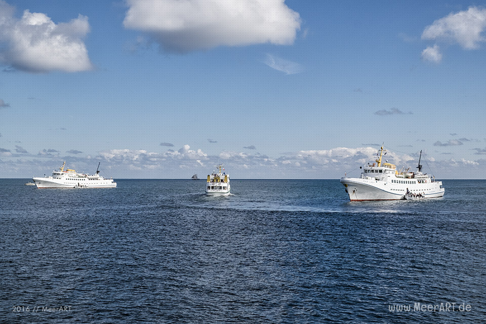 Impressionen von der Hochseeinsel Helgoland (Deät Lun), einer Nordseeinsel in der Deutschen Bucht rund 70 km vom Festland entfernt // Foto: MeerART
