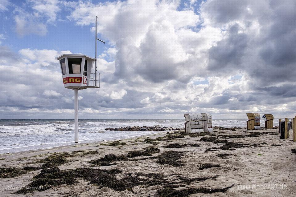 Start der Nebensaison an der Ostseeküste in Dahme // Foto: MeerARTStart der Nebensaison an der Ostseeküste in Dahme // Foto: MeerART
