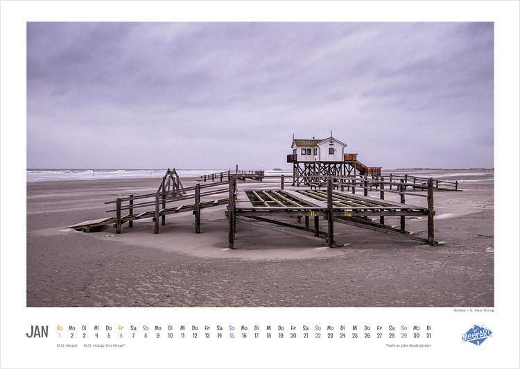 Kalender-Tipp: MeerART // Impressionen 2017