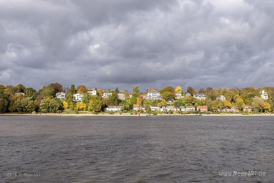 Impressionen vom Bubendey-Ufer im Hamburger Hafen // Foto: MeerART