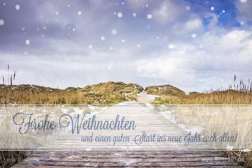 Ich Wünsche Euch Besinnliche Weihnachten.Wir Wünschen Friedvolle Weihnachten Meerart