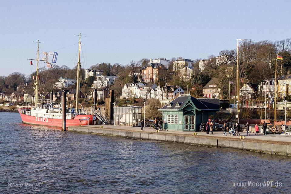Impressionen aus dem Hamburger Hafen // Foto: MeerART
