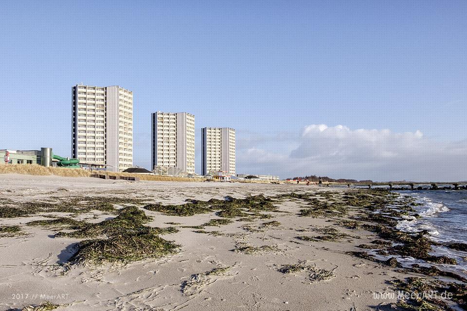 Der Südstrand auf der Ostsee Fehmarn // Foto: MeerARTDer Südstrand auf der Ostsee Fehmarn // Foto: MeerART