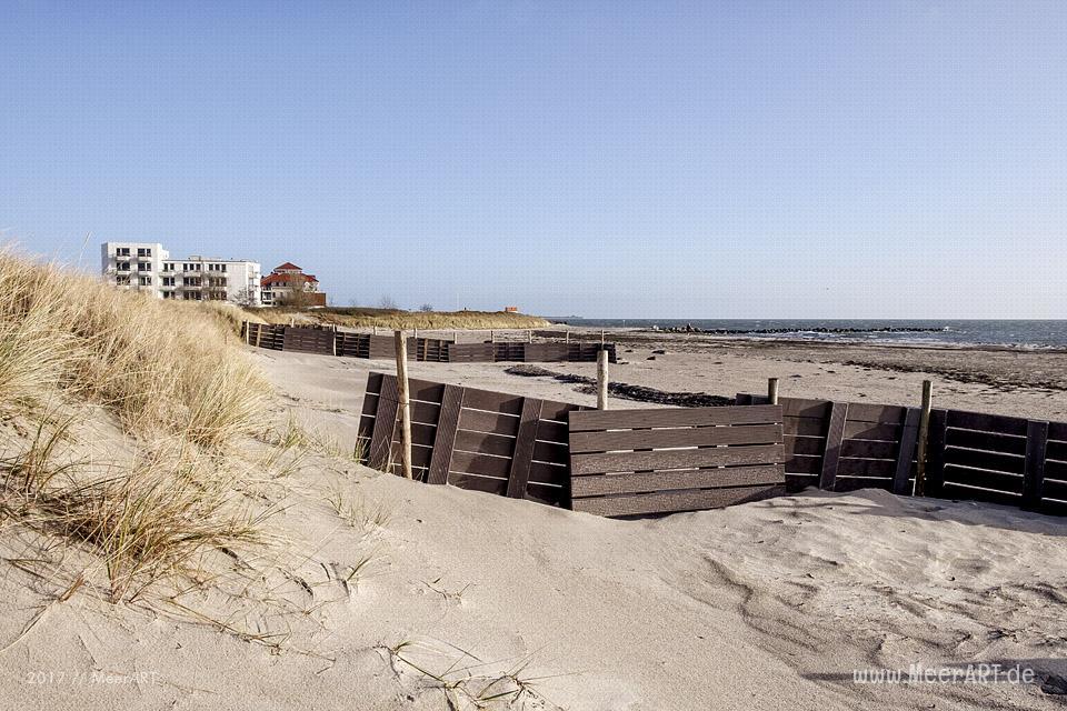 Der Südstrand auf der Ostsee Fehmarn // Foto: MeerART