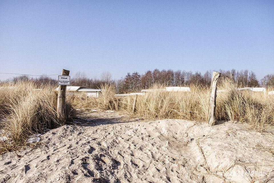Impressionen aus der Neustädter Bucht // Foto: MeerART