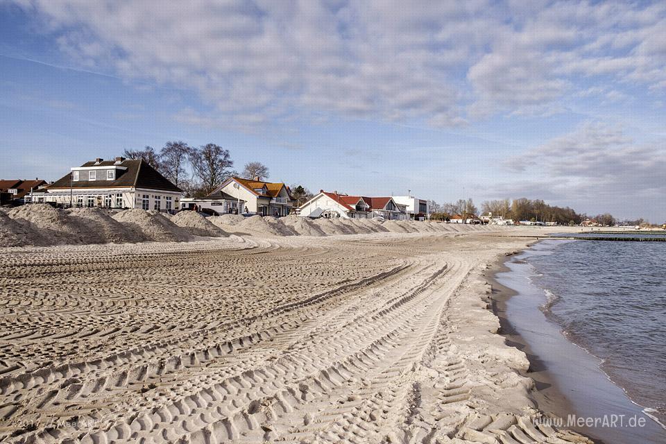 Das Ostseebad Kellenhusen in der Lübecker Bucht // Foto: MeerART