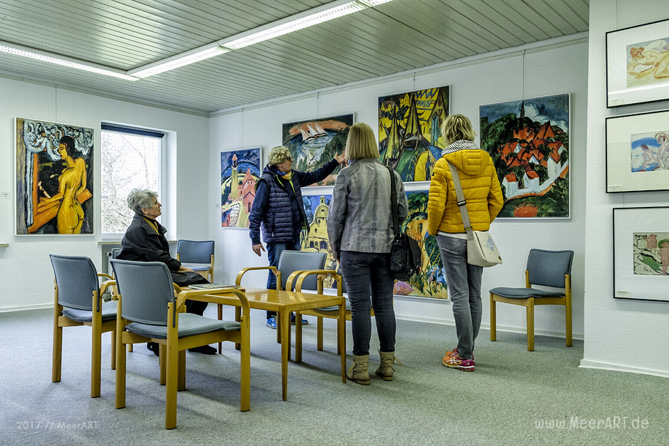 Fehmarn – Ernst Ludwig Kirchners Paradies // Foto: MeerART