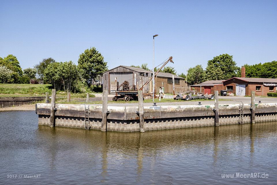 Impressionen aus Friedrichskoog in Dithmarschen // Foto: MeerART