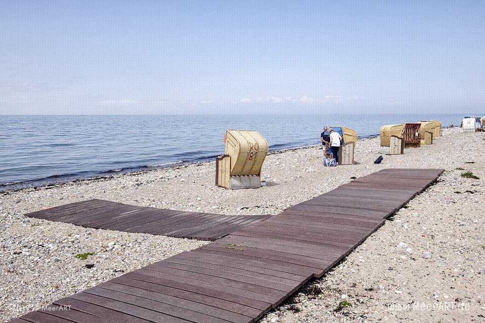 Inselauszeit auf Fehmarn der Sonneninsel in Ostholstein // Foto: MeerART