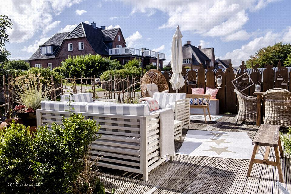 """Eine InselAuszeit im """"Mein Inselhotel"""" auf Amrum // Foto: MeerART / Ralph Kerpa"""