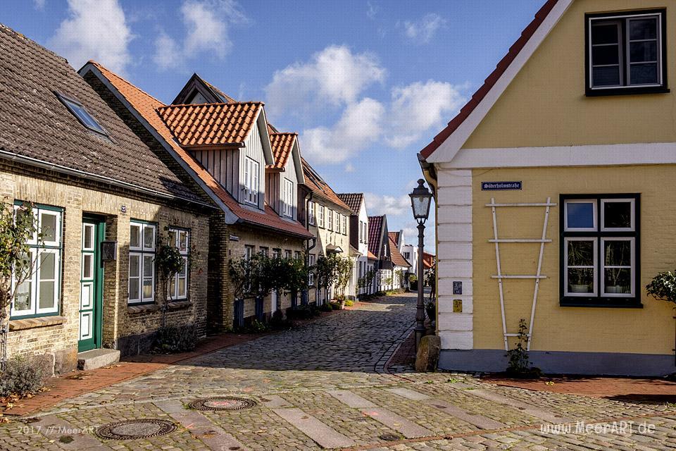 Ein sonniger Herbsttag in Schleswig an der Schlei // Foto: Ralph Kerpa