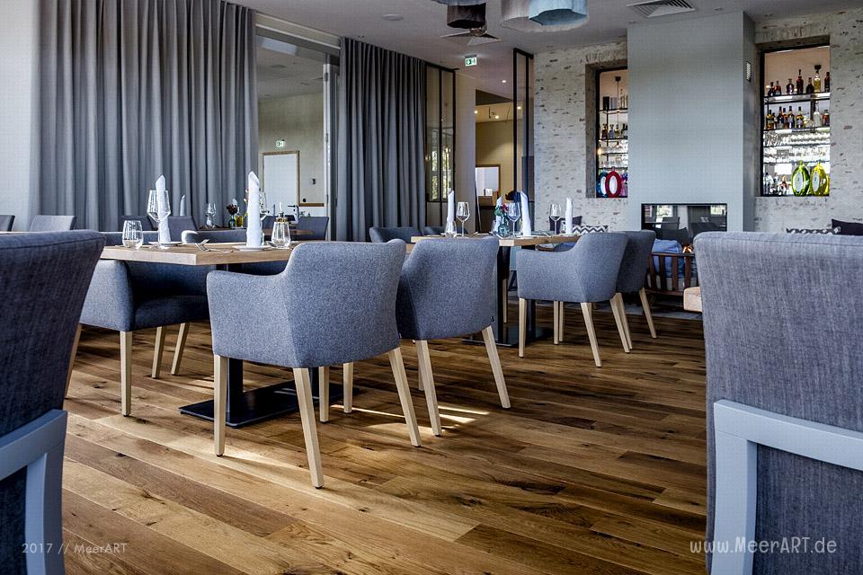 Hotel und Restaurant Strandleben auf der Freiheit in Schleswig // Foto: Ralph Kerpa
