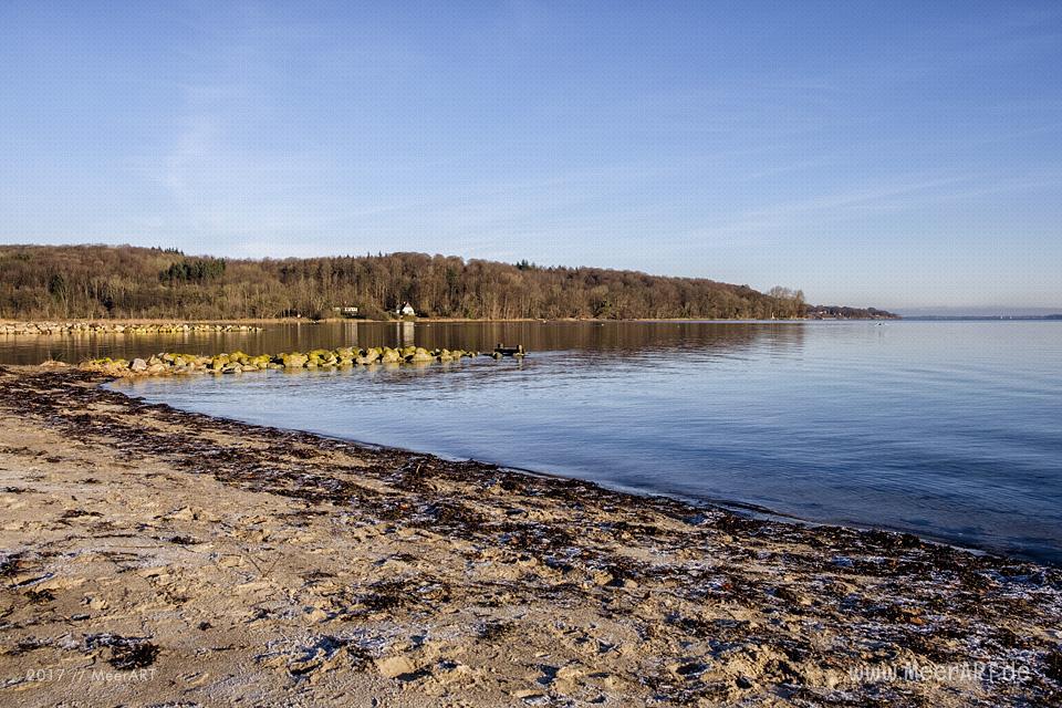 Die Siedlung Wassersleben an der deutsch-dänischen Grenze nördlich von Flensburg // Foto: Ralph Kerpa
