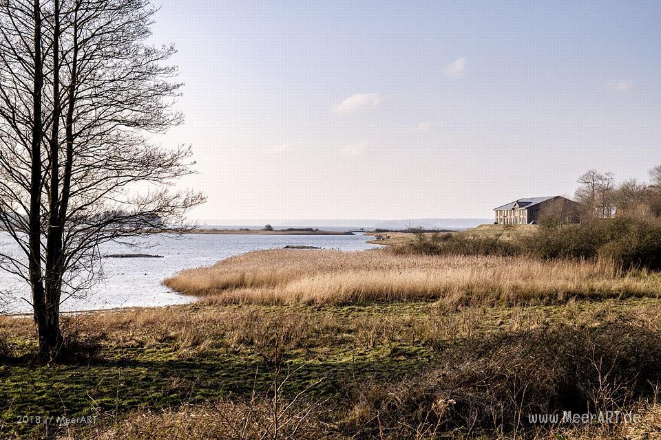 Ein sonniger Nachmittag auf der Halbinsel Holnis in der Flensburger Förde // Foto: Ralph Kerpa