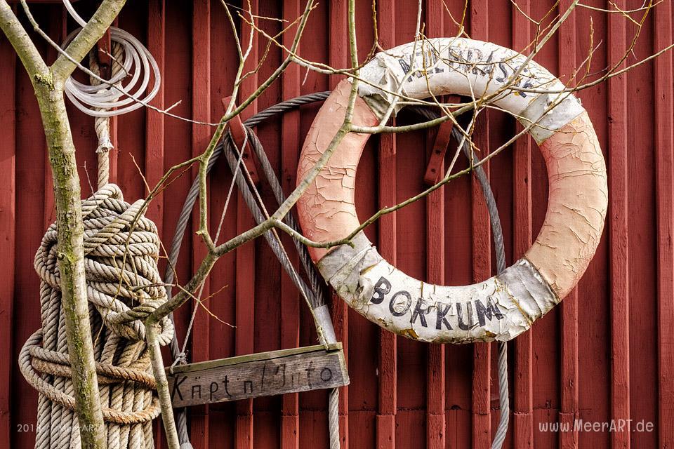 Der Museumshafen mit der Museumswerft in Flensburg // Foto: Ralph Kerpa