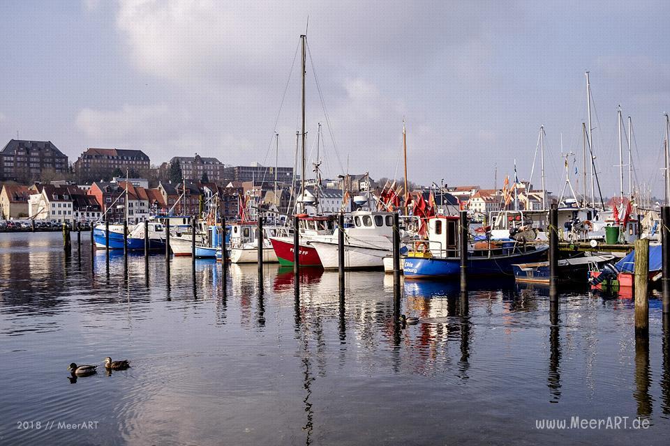 Impressionen aus dem Flensburger Hafen // Foto: Ralph Kerpa