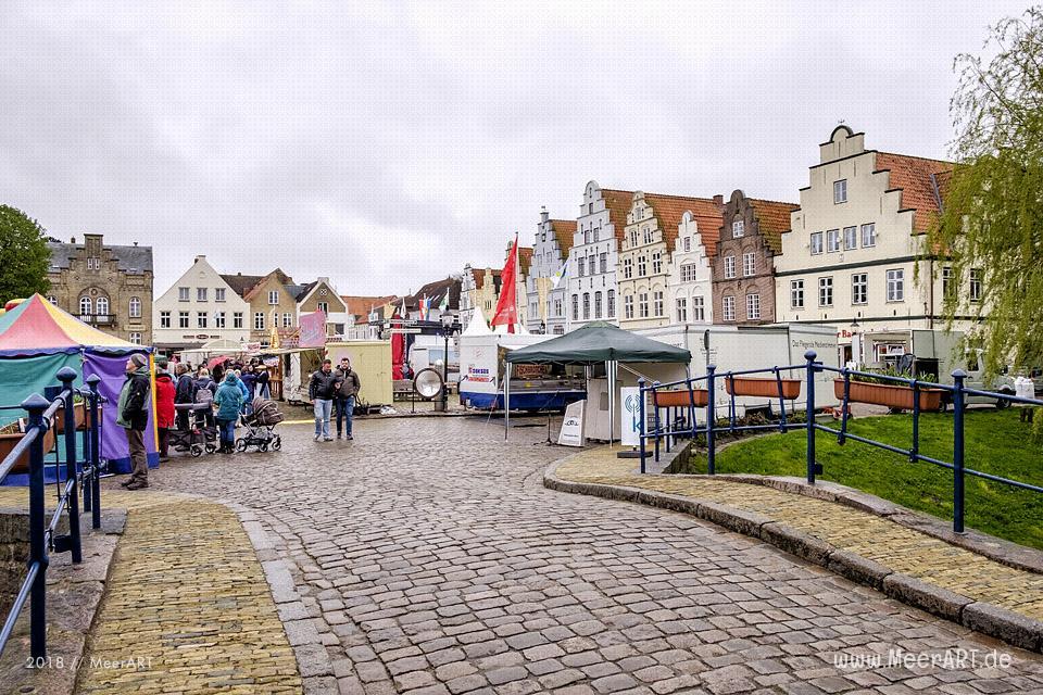 Regionaltag am 01. Mai 2018 in der Holländerstadt Friedrichstadt // Foto: MeerART