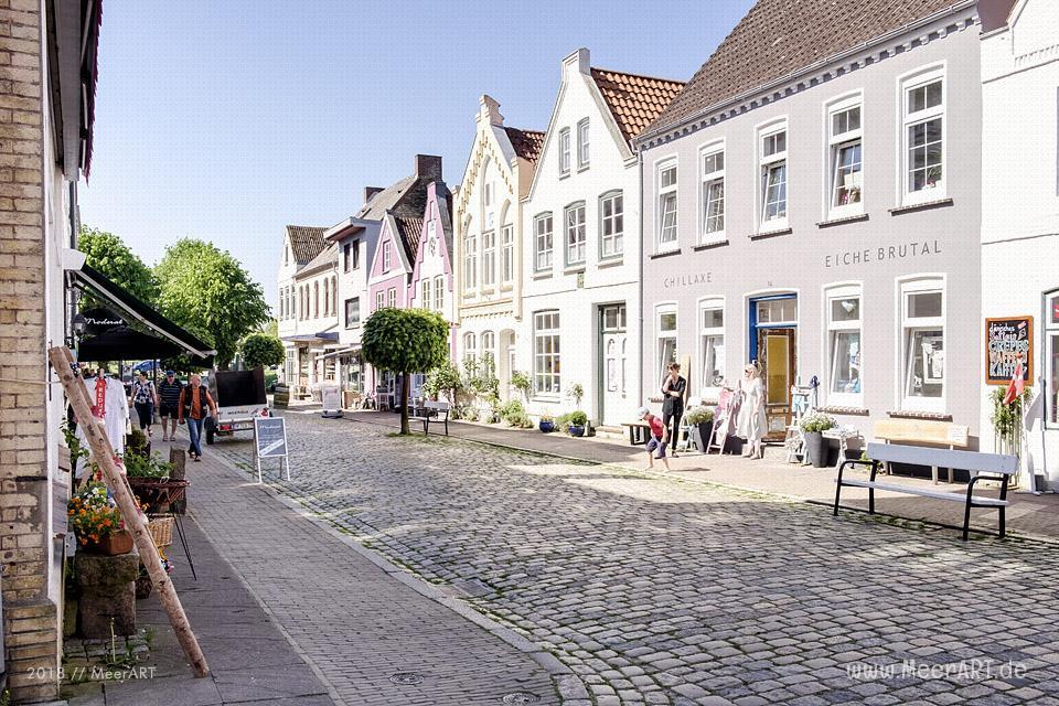 Die idyllische Holländerstadt Friedrichstadt im Wandel // Foto: MeerART / Ralph Kerpa