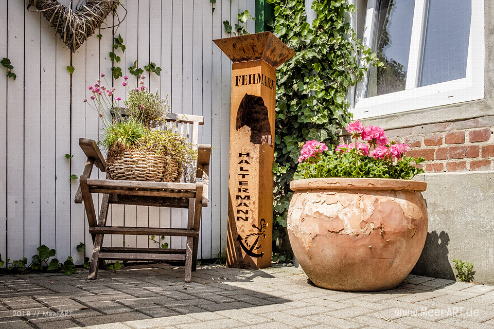 Ferienhäuser Haltermann auf Fehmarn – Landurlaub mit Stil // Foto: MeerART / Ralph Kerpa
