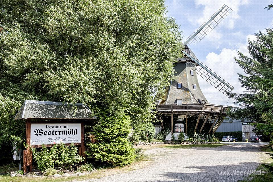 Impressionen aus der Gemeinde Langenhorn in Nordfriesland // Foto: MeerART / Ralph Kerpa