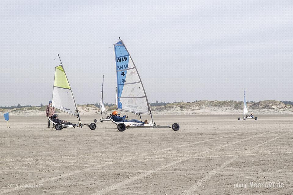 Schnupperkurs im SSchnupperkurs im Strandsegeln in SPO // Foto: Claudia Kerpatrandsegeln in SPO // Foto: Claudia Kerpa