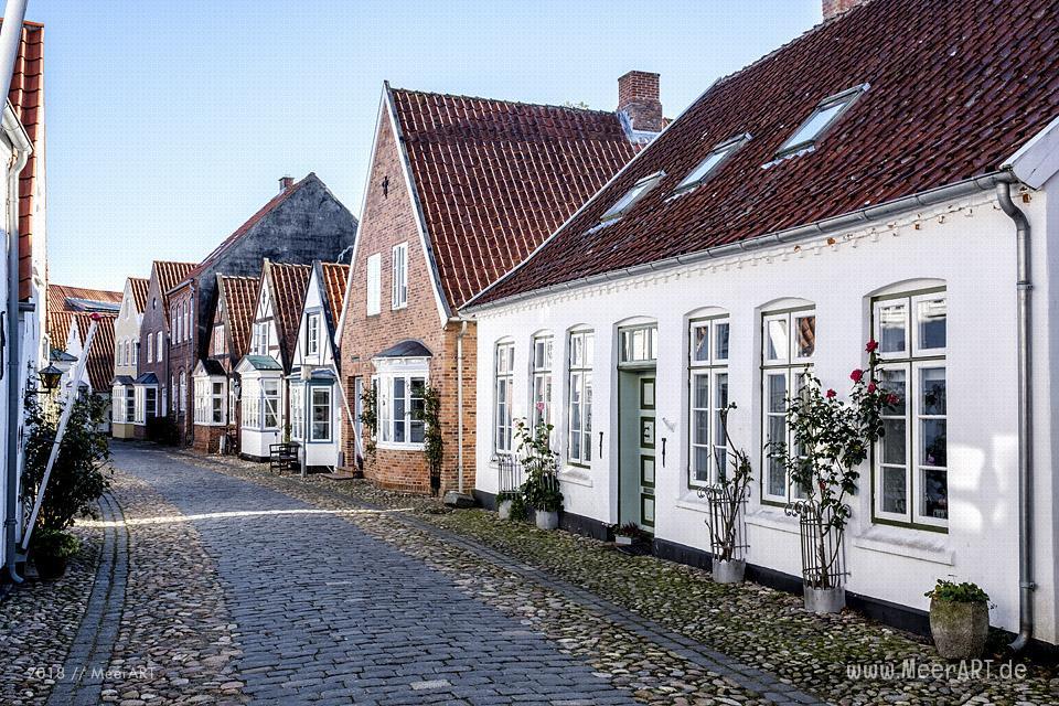 Ein schöner und sonniger Herbsttag im dänischen Tønder // Foto: MeerART / Ralph Kerpa