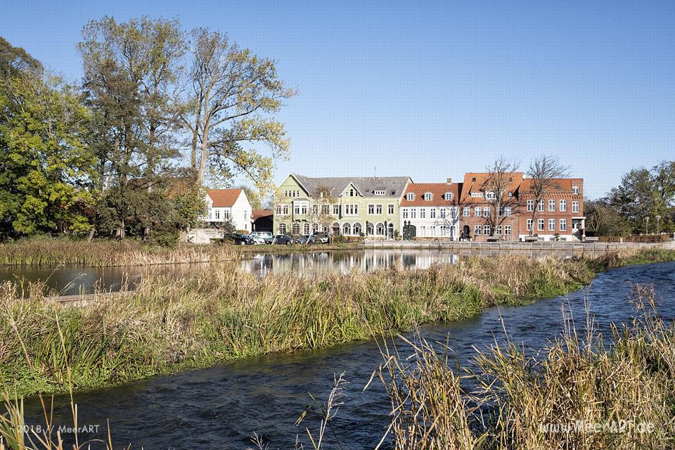 Ein schöner und sonniger Herbsttag im dänischen Tønder // Foto: MeerART