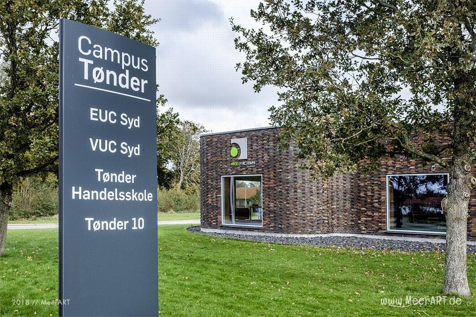 Die Mindfactory vom Campus Tønder // Foto: MeerART / Ralph Kerpa