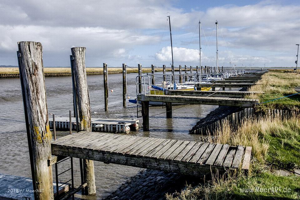 Impressionen von der Halbinsel Nordstrand // Foto: MeerART