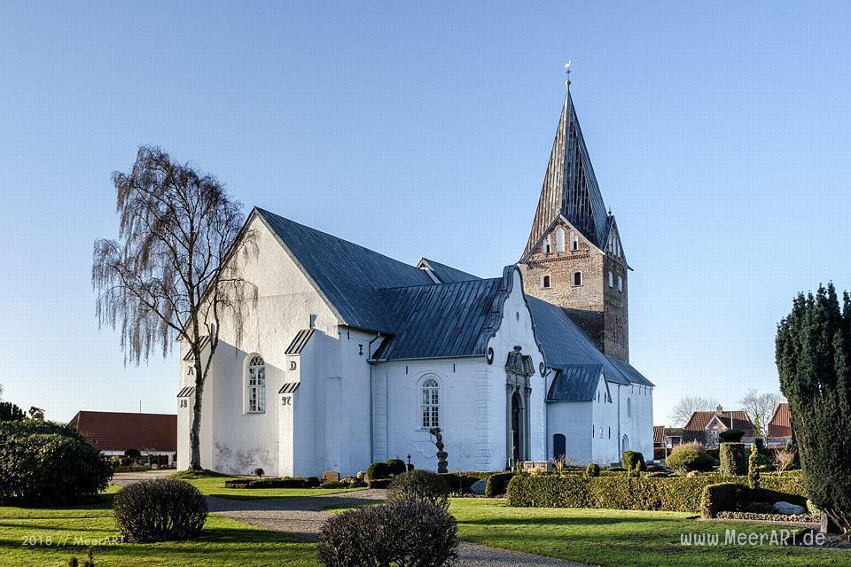 Stippvisite im idyllischen Møgeltønder in Sønderjylland // Foto: MeerART / Ralph Kerpa