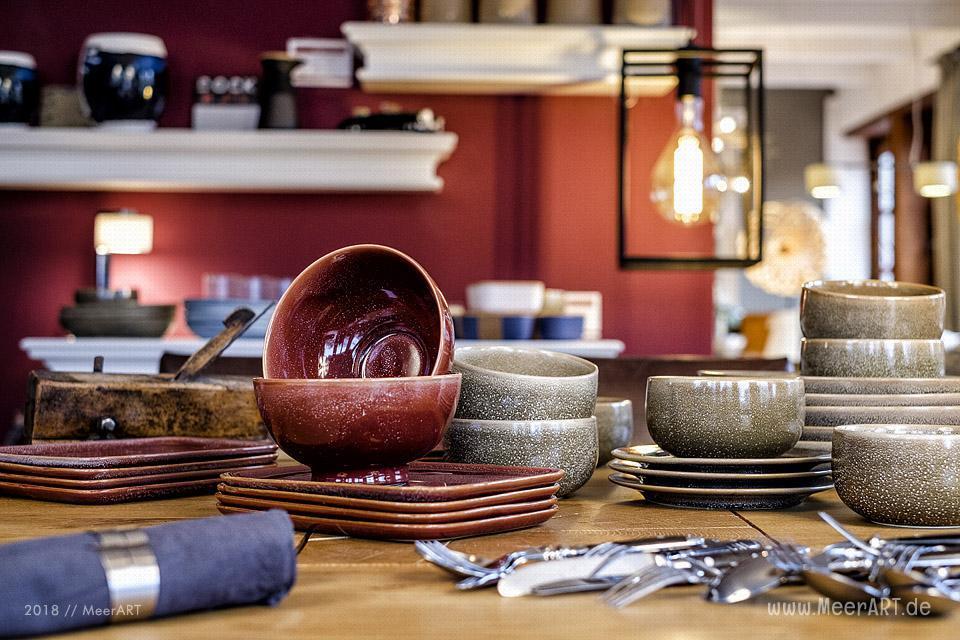 Die Möbel & Suppen Manufaktur von Hagen Goetz in St. Peter-Ording // Foto: MeerART / Ralph Kerpa