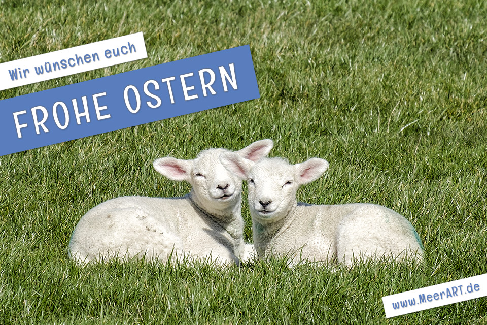 Frohe ostern wunsche mail