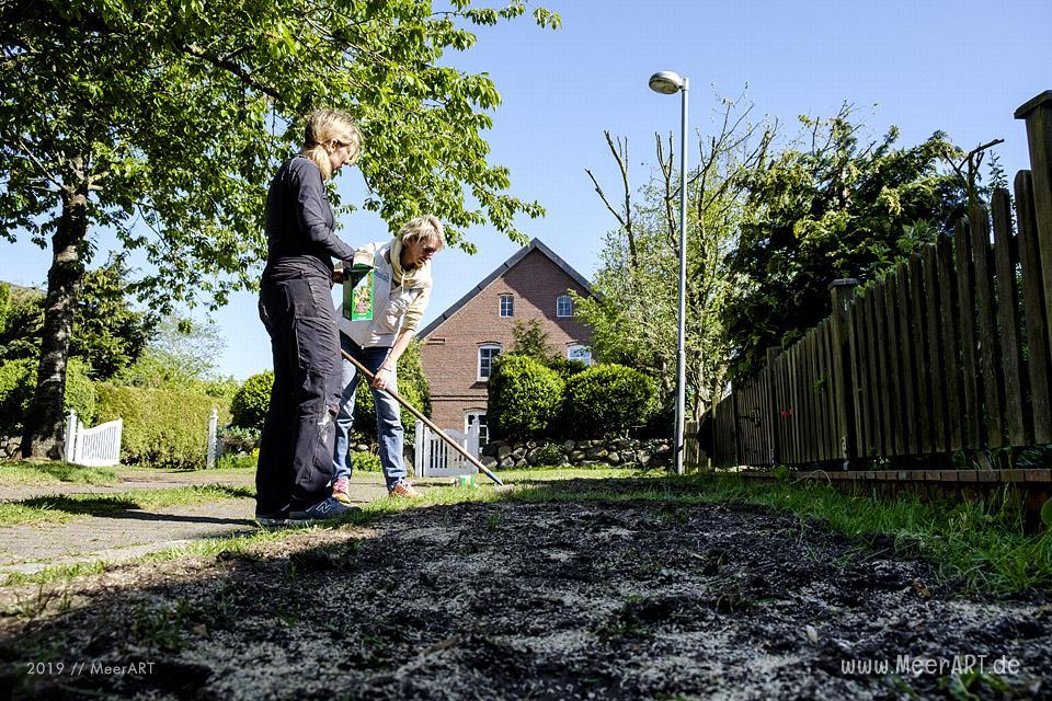Nordfriesland blüht auf und wir machen mit // Foto: MeerART