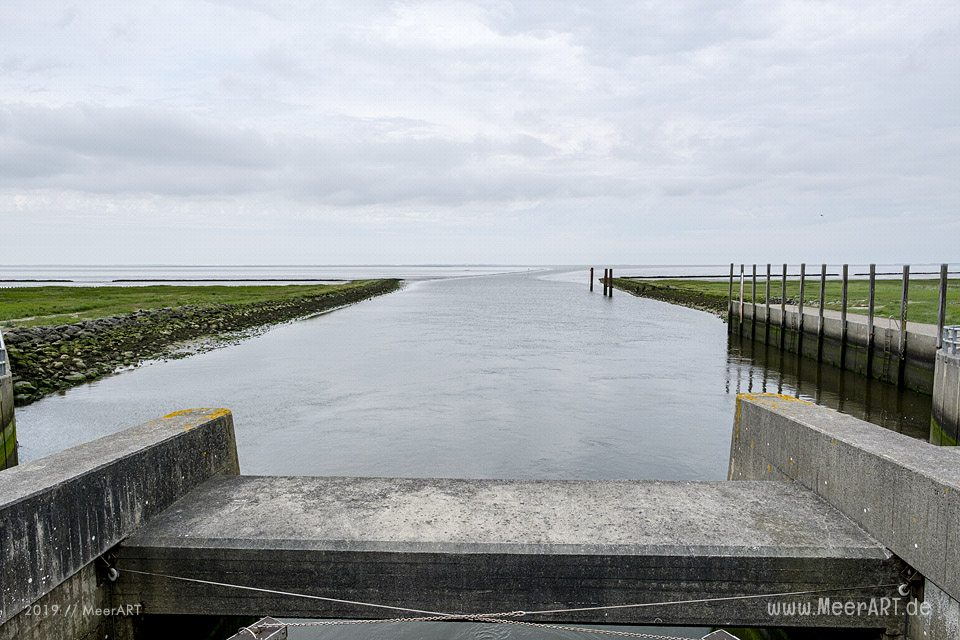 Nordsee – Daenemark – Højer in der Tønder-Marsch in Sønderjylland // Foto: MeerART