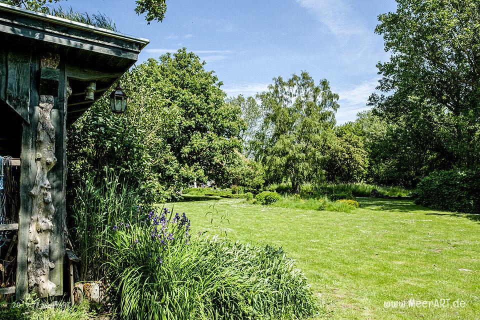 Der Hardenhof - Natur pur und handgefertigte Einzelstücke für den Garten aus natürlichen Rohstoffen // Foto: MeerART